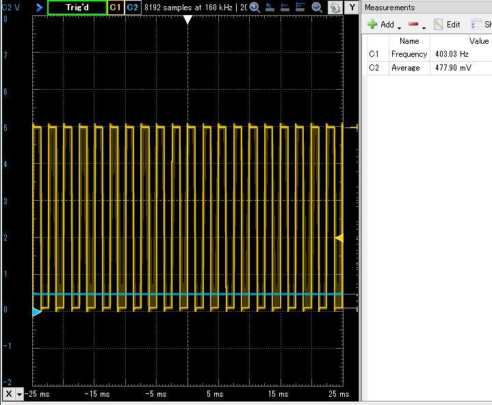 AD654 input 478mV