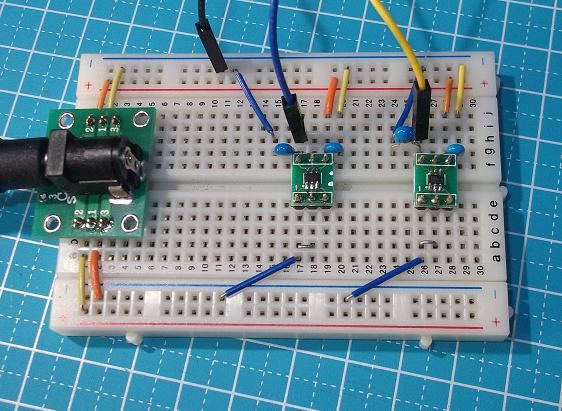 LT1790 test circuit