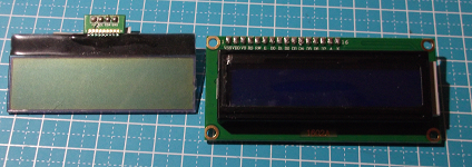 AQM1602 LCD1602A