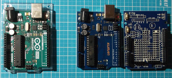 Arduino and Compatible