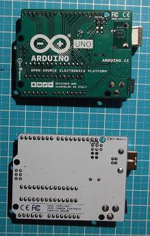 Arduino Back