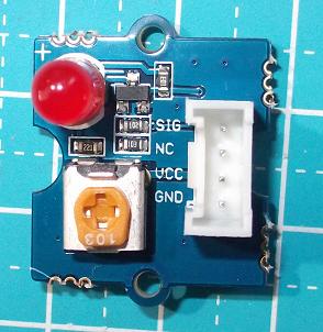 Grove LED module