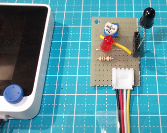 SelfMade Flame Sensor Grove Module