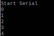 cu command result