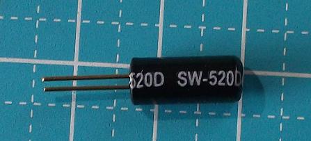 SW-520D Tilt Switch