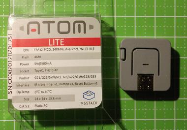 M5ATOMLite Package