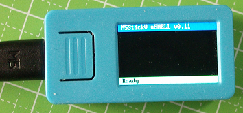 M5StickV uSHELL