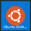 Wsl Ubuntu 20.04 icon