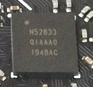 nRF52833