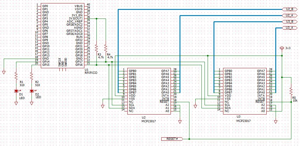 RPiPico_MCP23017_schematic