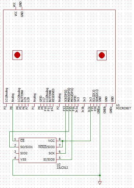 microbit_23LC512_schematic